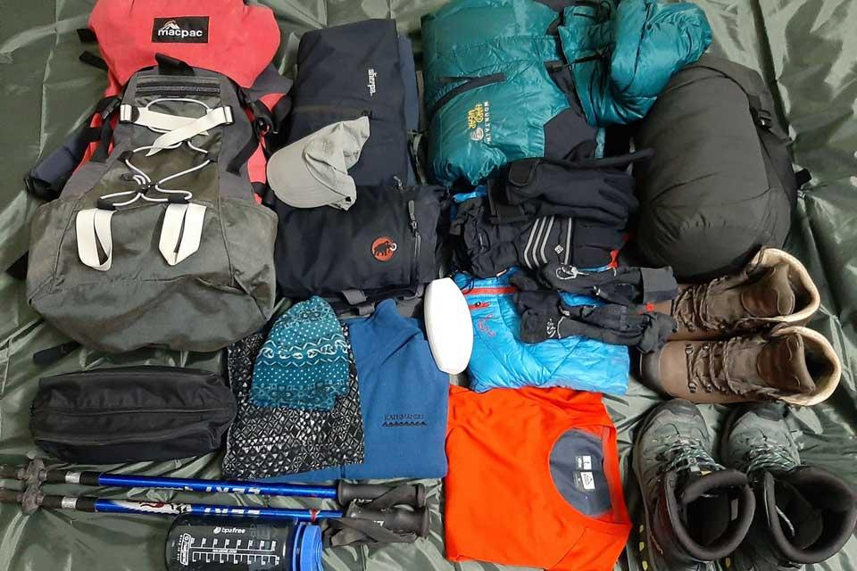 Nepal Trek Equipments: Fundamental Checklist