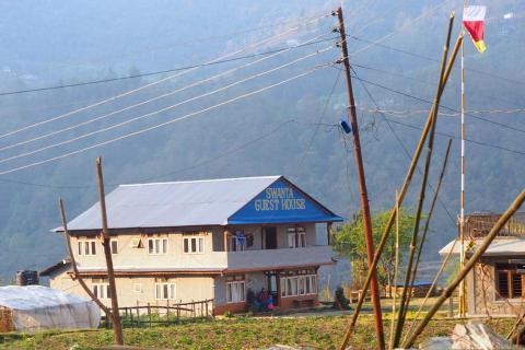 Nepal Tea House Trek