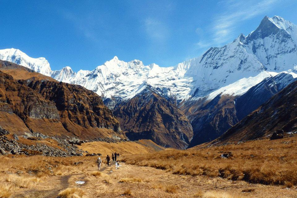 Annapurna Base Camp and Ghorepani Trek