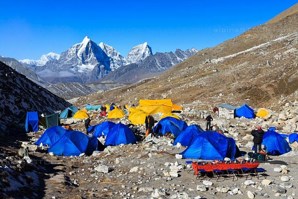 Everest Base Camp & Island Peak Climbing