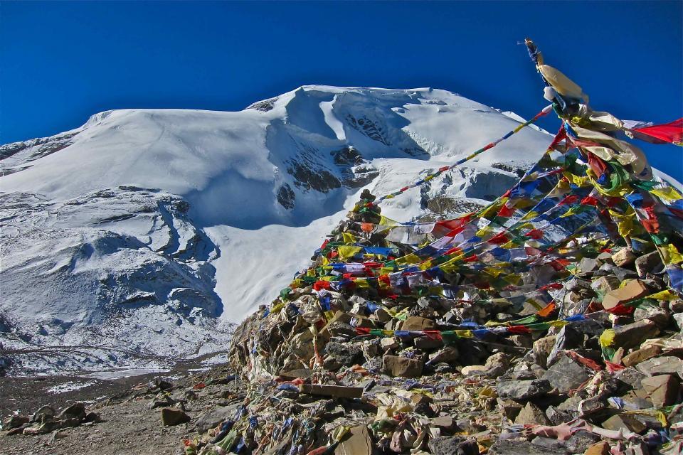 Thorung Peak Climbing